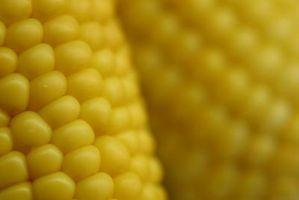 Cómo quitar la grasa usada Palillos del maíz de hierro fundido