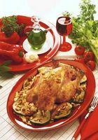Cómo emparejar el vino con el pollo italiana