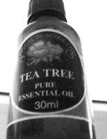 Aceite de árbol de raíz Tratamiento Reparador para el cabello dañado