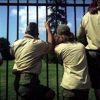 Actividades en Washington DC para los Scouts