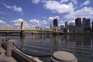 Vacaciones cerca de Pittsburgh, Pennsylvania