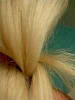 Las cosas que usted puede hacer en casa para el cabello dañado
