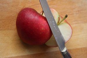 Cómo presentar un discurso sobre Cómo hacer una pastel de manzana