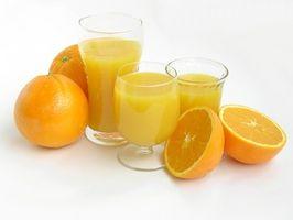 ¿Qué es el jugo de naranja concentrado?