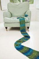 Cómo limpiar una bufanda de punto hecho en casa