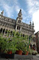 Albergues en Bruselas, Bélgica