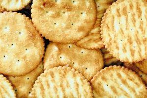 Cómo hacer empanadas de atún con galletas
