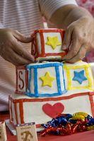 Cómo hacer las tortas de cumpleaños temáticos