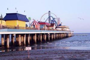 Las mejores playas de Galveston, Texas