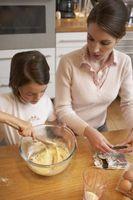 Diferencia entre la torta de harina y masa de harina Cuando cocinar una torta