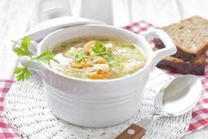 Las mejores hierbas y especias para sopa de verduras