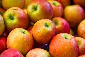 Cómo reemplazar aceite vegetal con Puré de Manzana