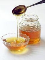 Como hacer un jarabe de miel baño de vainilla