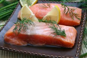 Cómo hacer yo Season & Bake salmón fresco?