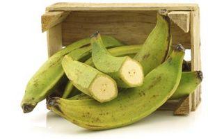 Cómo saber cuando un plátano está maduro