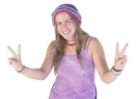 Cómo atar una pulsera Hippie