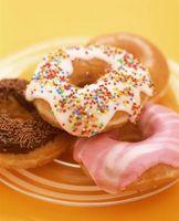 Cómo Freír la galleta de la pasta por Donuts