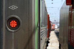 Viaje en tren a Carolina del Sur