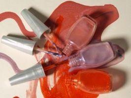 Tipos de esmaltes de uñas