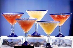 Cómo congelar bebidas mezcladas