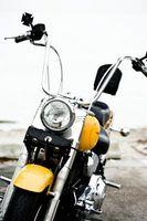 Cómo enviar una motocicleta a una isla del Caribe