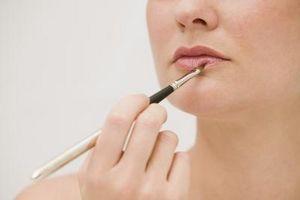 Cómo usar Eye Primer de los labios