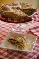 Como hacer el relleno para tartas de manzana