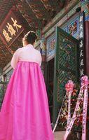 Peinados tradicionales coreanas