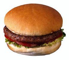 Como descongelar una sola pulgada de espesor de la hamburguesa