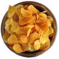 Proceso de fabricación de patatas chip de