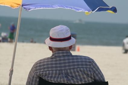 Hispánicos mayores Actividades Ciudadanas en Sanford, Florida