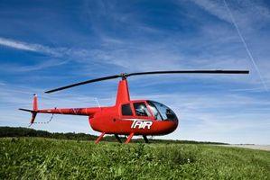 Cómo aprender del vuelo del helicóptero