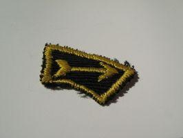Instrucciones de insignias de costura