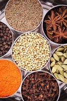 La mejor manera de almacenar especias indias