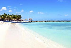 Día viajes a otras islas del Caribe desde Aruba