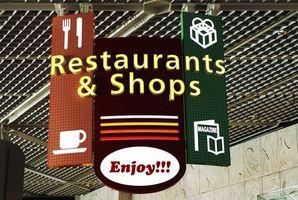 Estudios tiendas y restaurantes universales