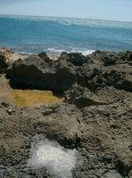 Diferencia entre la sal de roca y la sal del mar