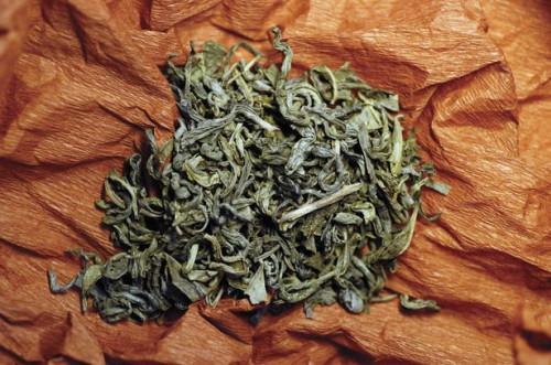 Cómo hacer té verde Exfoliante Corporal