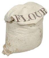 ¿Se puede utilizar pan de harina En lugar de harina para todo uso como espesante para la Salsa?