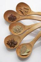 Esenciales especias de la cocina