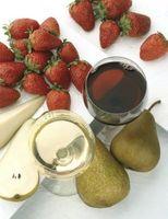 Lo que se empareja con queso de la fresa de vino?
