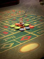 La ubicación de los casinos indios de juego en California