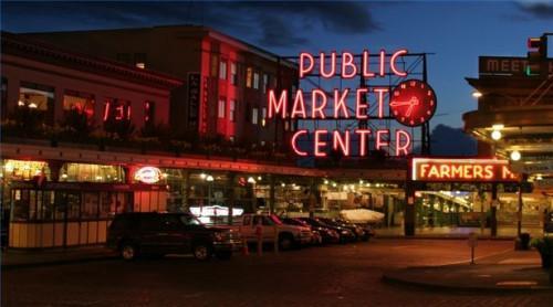 Pike Place mercado