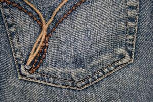 ¿Qué son los Siete Azul etiqueta de vaquero?