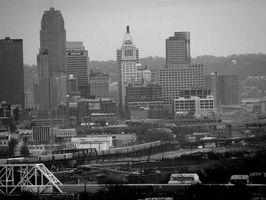 Hoteles en el banquete más, Zona de Cincinnati