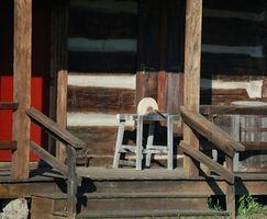 ¿Cómo encontrar cabañas rústicas en la región montañosa de Carolina del Sur