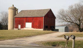 Cómo encontrar una ubicación por un número de ruta rural