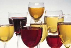 Cómo conseguir flotante corcho de una copa de vino