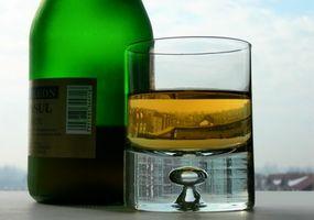 ¿Cómo puedo añadir el brandy a Copenhague bolsas?