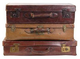 Cómo arreglar una maleta Latch